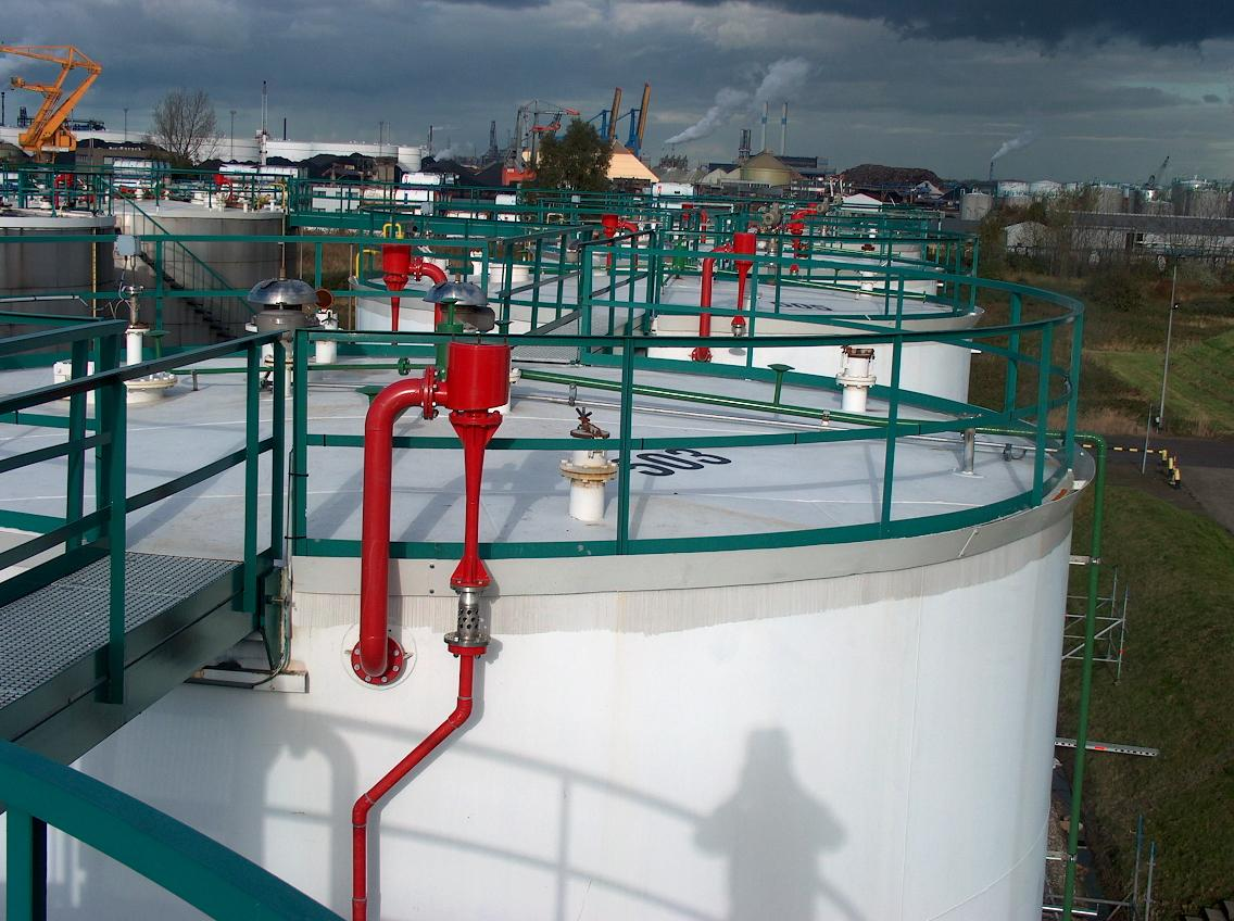 Our Work - Reliant Fire Protection B V